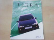 51879) Opel Tigra Prospekt 09/1994