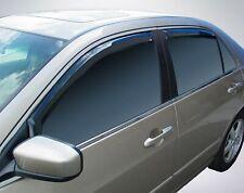 In-Channel Wind Deflectors: 2003-2007 Honda Accord