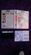 Sega Master System - Krusty's Fun House Game Complete In Vgc