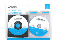Laser Lens Cleaner Cleaning Kit for PS3 XBOX 360 BLU RAY DVD PLAYER CD DISC. n