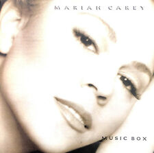 Mariah Carey CD Music Box - Europe (VG+/M)