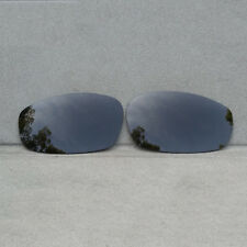 Black Replacement Lenses for-Oakley Split Jacket Sunglasses Polarized AU Sydney