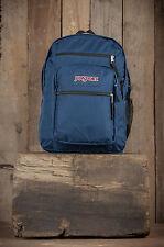 Jansport // Big Student Backpack // Navy // RRP £44.99