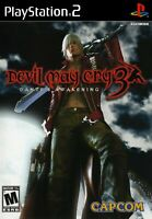 Devil May Cry 3: Dante's Awakening - Playstation 2 Game Complete