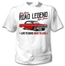 Chevrolet Impala SS 1964 - NEW AMAZING GRAPHIC TSHIRT S-M-L-XL-XXL