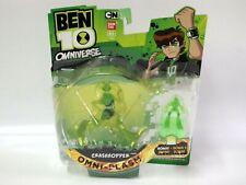 """Figurine Ben 10 Omniverse """"CRASHHOPPER"""" OMNI PLASM Neuf Bandai 2012"""