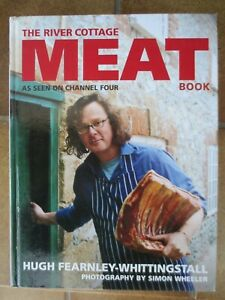 +++The River Cottage Meat Book+++Hugh Fearnley- Whittingstall