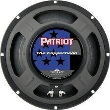 "Eminence Thecopperhead 10"" Guitar Spkr; 75w; 8 Ohms W/copper Voice Coil"