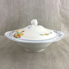 White Decorative Staffordshire Pottery