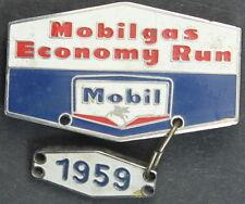 Distintivo Spilla - Mobil Gas 1958 Spilla Smaltata Ae g.11 mm33/19