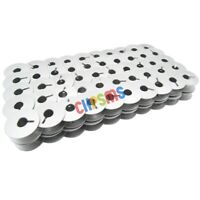 100 PCS INDUSTRIAL SEWING MACHINE L SIZE ALUMINUM BOBBINS FOR REGULAR MACHINES