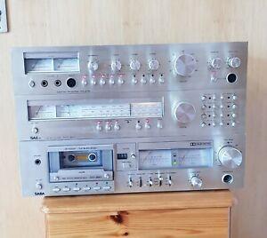 SABA Mi 215 CD260 & MT201 Stereoanlage