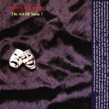 Art of Noise - Whos Afraid of - Art of Noise CD MNVG The Cheap Fast Free Post
