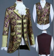 Mens Suits Jackets+Pants+Vests Europe Style Performance Dresses Costume Formal