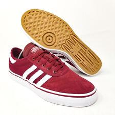 adidas ADI-Ease Premiere Skate Board Shoe DB3095 Burgundy White Gum size 10.5 sb
