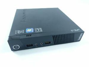 Lenovo Thinkcentre M93 Tiny Barebones PC No CPU/RAM/SSD/HDD/PSU