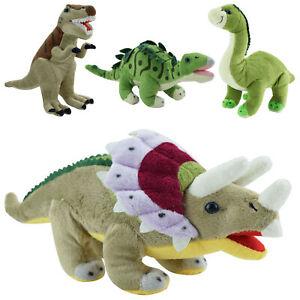 Plüschtier Dinosaurier Dino Kuscheltier Stofftier Plüschdino Schmusetier
