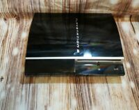 Sony PlayStation 3 PS3 Fat Console CECHL01 For Parts/Repair (Powers On) YLOD