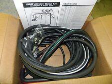 1968 Corvette Headlight & Wiper Door Vacuum Hose Kit C3 Headlamp Vaccum
