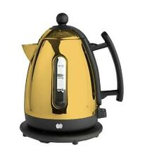 Dualit 1ltr 24 carat Gold Plated cordless Kettle.