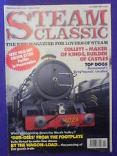 STEAM CLASSIC - GREYHOUNDS - October 1990 #7