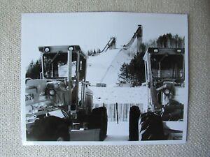 """John Deere JD672-A motor grader PHOTO 8x10"""""""
