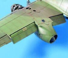 Aires 4203 1/48 Messerschmitt Me262 Flaps For Tamiya