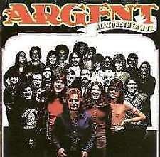 Argent - All Together Now NEW CD