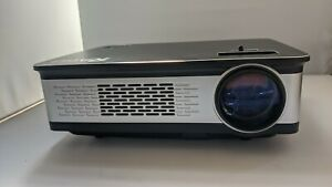 Full HD Video Z720 1280x768 4000-Lumen LED Projector | Black