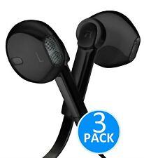 Headphones - In-Ear HD Stereo Noise Cancelling Sweatproof Sport Earphones Ear...