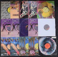 """30 x Disco 12"""" Singles Lot Edwin Starr Gloria Gaynor Lime Foxy Dance Club DJ Mix"""