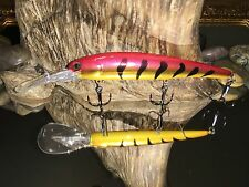 Custom Painted Bandit Walleye Deep diving lures crankbaits