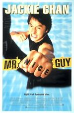 Mr. Nice Guy Original Double-Sided One Sheet Rolled Movie Poster 27x41 NEW 1997