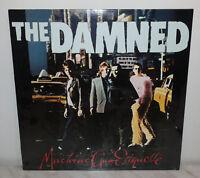 LP THE DAMNED - MACHINE GUN ETTIQUETTE