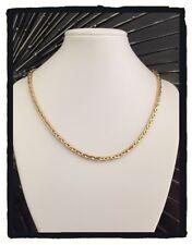 Collier Maille palmier Plaqué Or 18 carats Garanti NEUF Bijoux Femme