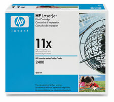TONER ORIGINALE HP q6511x 11x TONER LASERJET LJ 2410 2420 2430 NUOVO B