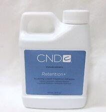 CND Creative Nail Design RETENTION SCULPTING LIQUID 16oz/473ml