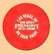 Ncv (No Cash Value) Chip from Las Vegas - Fremont Casino
