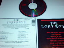 THE LOST BOYS - ORIGINAL MOTION PICTURE SOUNDTRACK - CD ALBUM