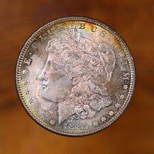Raw 1885 Morgan US Silver Dollar Coin