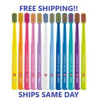 Curaprox CS 5460 Ultra Soft Toothbrush Sensitive Better Oral & Gum Health 1-6pk