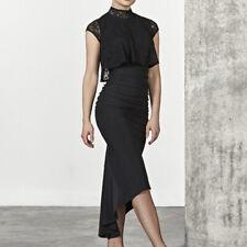 Latin Ballroom Competition Dance Dress Modern Waltz Tango Standard Dress#Y062