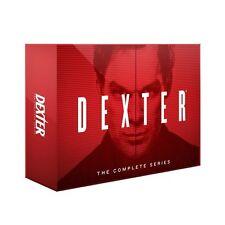 Dexter Complete Showtime TV Series 96 Episodes Seasons 1 2 3 4 5 6 7 8 [33 DVD]