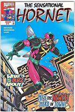 SENSATIONAL SPIDER-MAN#27 VF/NM 1998 HORNET CVR VARIANT MARVEL COMICS