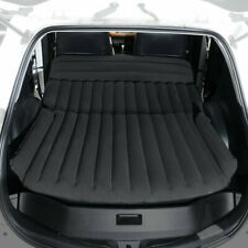 Suv Inflatable Mattress Car Air Bed with Air Pump Outdoor Travel Camping Comfort