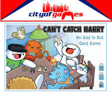 Can't Catch Harry Card Game New Back Order