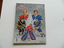 1993 NHL All-Star Game from MONTREAL FORUM Les Canadiens Excellent condition*