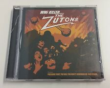 The Zutons - Who Killed The Zutons - Excellent Cond CD - See Description