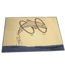 Teppich DELFIN HULA 118x170 cm feine Velours - Qualität VH 50528