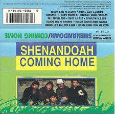 Coming Home by Shenandoah (Cassette, 1995, Sony Music Distribution (USA)) USED